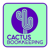 Cactus Bookkeeping