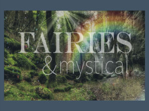 fairies angels mystical