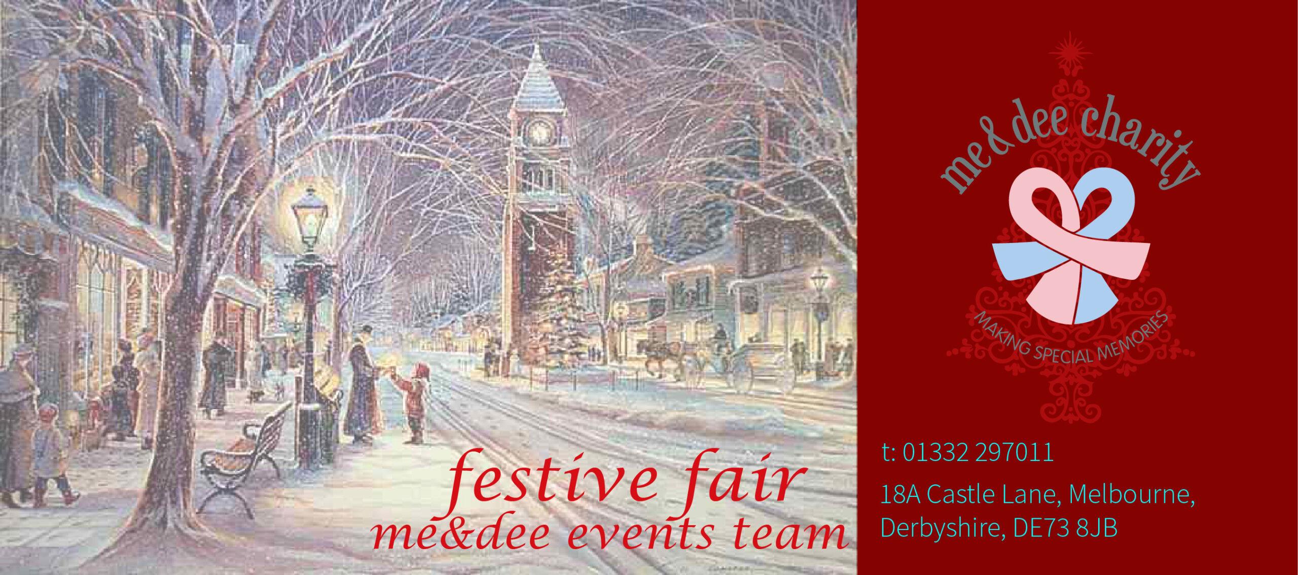 Festive Fair Stall Booking